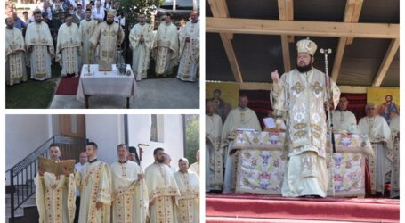 Zi de mare sărbătoare în Parohia Ortodoxă din Șeredeiu