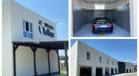 În Zalău se deschide un complex modern pentru autoturisme cu mecanici, spălătorie, vulcanizare și magazin de accesorii