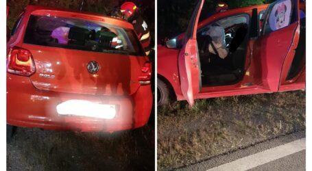 FOTO. Accident mortal între Hereclean și Borla. Un tânăr de 29 de ani a murit pe loc