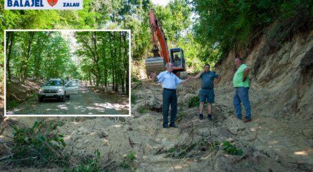 Teodor Bălăjel și Ioan Miclea, echipa care pune Citadinul la treabă – se construiește o stradă nouă în Zalău