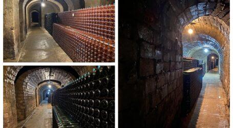 VIDEO. Loc din Sălaj, unic în România. Descoperă galeriile subterane din Șimleu Silvaniei, o experiență turistică uimitoare