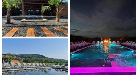 De poveste. Cea mai frumoasă cabană cu piscină din România e în Sălaj