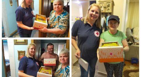 Depozitul Lorimod din Șimleu Silvaniei și Zalău a DONAT peste 2.000 de cutii cu dulciuri pentru persoanele sărmane și spitalele din Sălaj