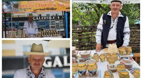 Povestea mierii de albine din Jac, un produs local apreciat în toată România