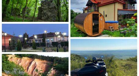 Năpradea – comuna din Sălaj unde administrația locală pune mare accent pe turismul de calitate