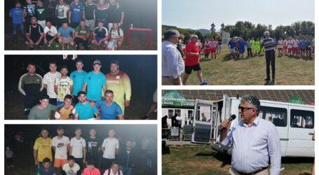 FOTO. Eveniment sportiv INEDIT în comuna Creaca! Banii adunați vor fi donați la copiii săraci