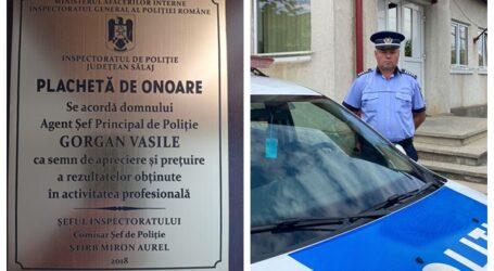 26 de ani în slujba sălăjenilor! Fascinanta carieră a șefului de la Postul de Poliție Hereclean