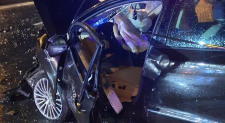 VIDEO. Un șofer de 68 de ani a provocat accidentul grav din Zalău