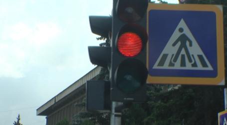 11 șoferi din Zalău au rămas fără permis, după ce au trecut pe roșu la semafor