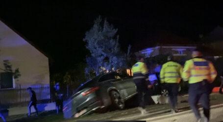 Doi tineri de 19 și 26 de ani, implicați în accidentul grav din Bobota (video)