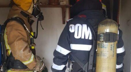 ULTIMA ORĂ. Explozie la o hală din comuna Ip