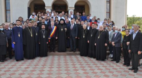 Zi de mare sărbătoare la Biserica Ortodoxă Ortelec