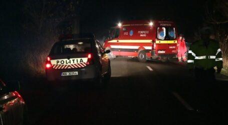 Un șofer băut a provocat un accident pe Meseș – un tânăr de 23 de ani a fost rănit