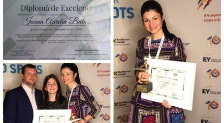 O învățătoare din Zalău a primit un premiu de excelență în învățământ la o gală unde a fost prezent și ministrul Educației