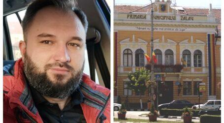 Jurnalistul Cristian Bîrjac a intrat în echipa lui Ionel Ciunt și este noul purtător de cuvânt al Primăriei Zalău