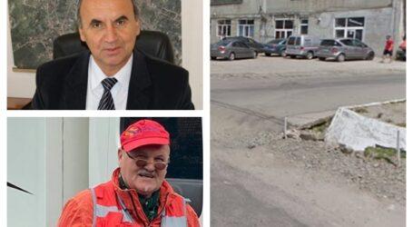 JOS PĂLĂRIA! Doctorul Ciobanca cedează Primăriei Zalău o bucată de teren pentru extinderea unei străzi din oraș
