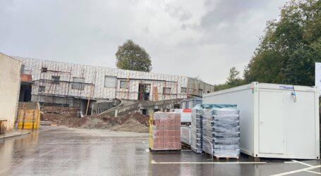 """Exemplu de """"așa DA""""! O grădiniță din Jibou se reabilitează din temelii cu 1,5 milioane de euro, bani europeni"""