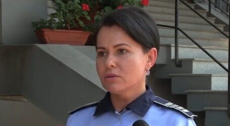 Sălăjeanca Maria Cristea, unul dintre cei mai apreciați responsabili de comunicare din Poliția Română