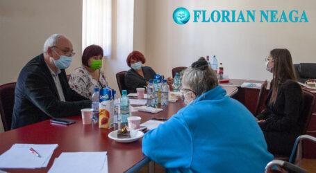 Deputatul Florian Neaga s-a întâlnit cu reprezentanții asociațiilor de pacienți din Sălaj