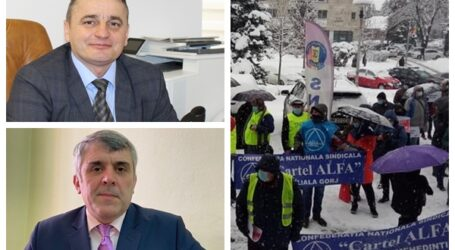 Sindicatul Cartel Alfa Sălaj anunță mișcări de protest împotriva Guvernului și cere prefectului Dari Toma să ia atitudine