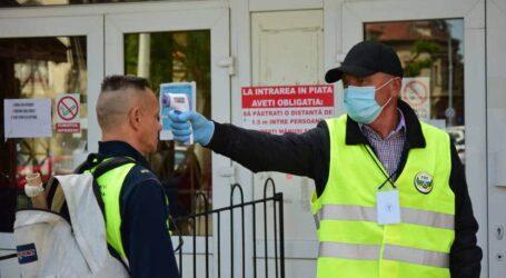 Revolta zălăuanilor – agenți de securitate nevaccinați verifică dacă ai efectuat vaccinul și hotărăsc dacă intri sau nu într-un spațiu închis