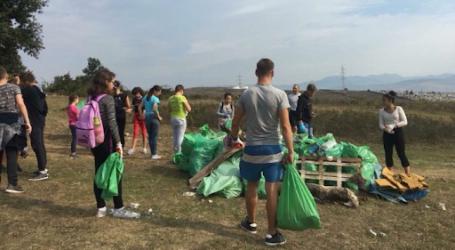 Amplă acțiune de ecologizare în Jibou