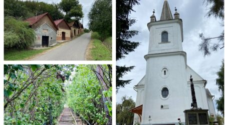 #VisitSălaj: descoperă frumusețea ascunsă a satului Zăuan – un loc spectaculos din județ