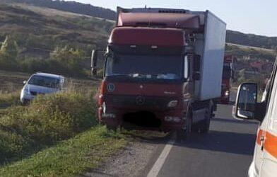 ULTIMA ORĂ! Accident GRAV – cu 3 victime – între Borla și Badon