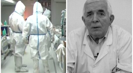 Doctorul Augustin Pop a fost infectat cu coronavirus și internat la ATI în Zalău