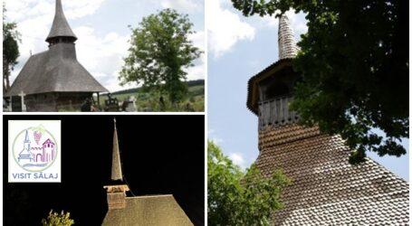 #VisitSălaj: Creaca – ținutul bisericilor de lemn