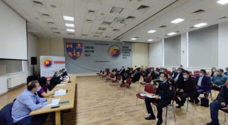 Masca a devenit obligatorie pe stradă în 12 orașe și comune din Sălaj