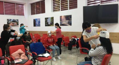 Salvator din Pasiune: voluntarii de la ISU Sălaj au susținut examenul de absolvire al cursului de prim ajutor