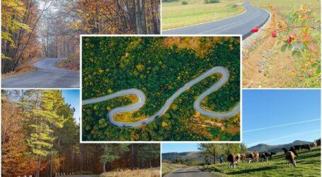 Drumuri spectaculoase din Sălaj. Top 10 șosele care îți taie răsuflarea