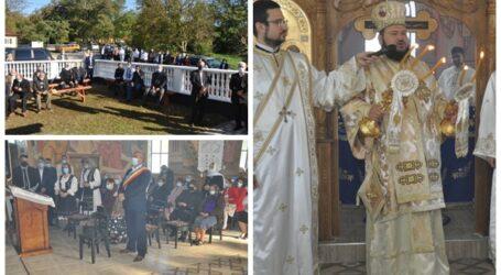 Eveniment religios important în satul Toplița, comuna Letca